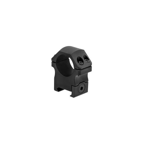 Coppia di anelli per fissaggio ottiche P.O.I.® professionali 30mm medi
