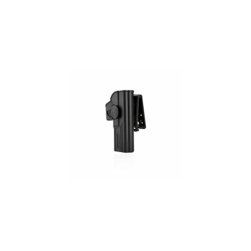 FONDINA CYTAC®  IN POLIMERO PER GLOCK 17/22/31 (GEN. 1,2,3,4)