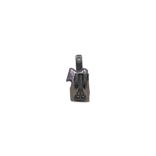 Fondina invisibile inside in micro scamosciata antiscivolo, con molla polimero per uso sottocaicia per Guardian Angel II