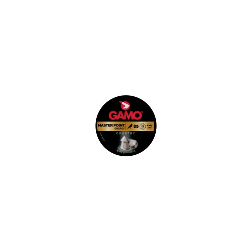 GAMO CAL. 4,5MM MASTER POINT ENERGY COUNTRY (CONF 500 PZ)
