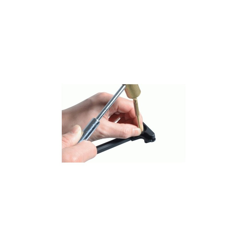 Chiave per regolare i mirini di AR15 e M4
