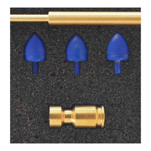 Coppia di anelli per fissaggio ottiche RQ2W 30MM alti
