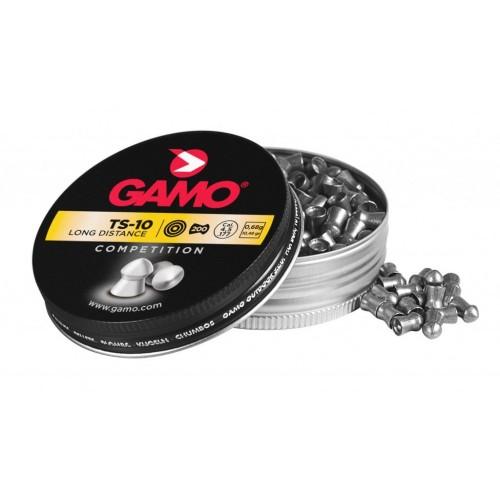 GAMO CAL. 4,5MM TS-10 (CONF 200 PZ)