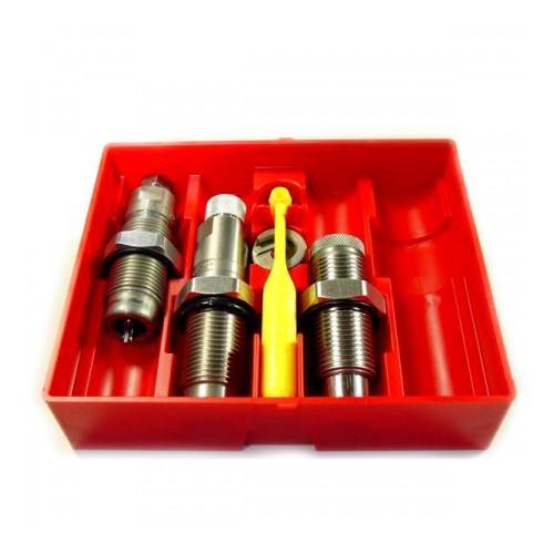 LEE Carbide 3-Dies Set .380 ACP / 9mm Corto -90625