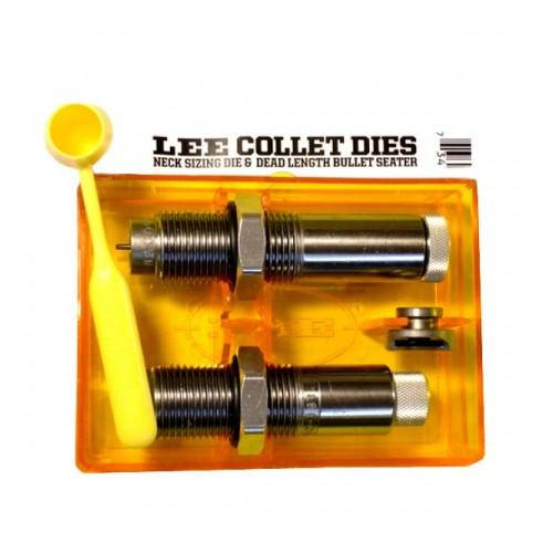 LEE Collet 2-Die Neck Sizer Set 7.62x39mm Russian -90701