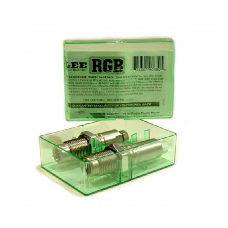 LEE Full Lenght 2-Die Set .222 Remington -90870 (senza Shelholder -4)