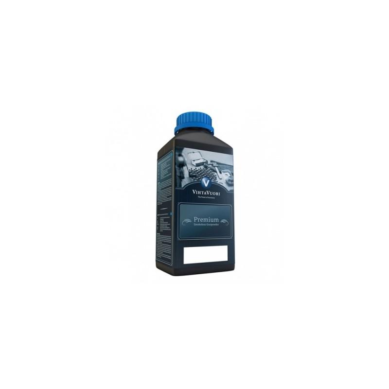 Negrini Valigia portafucile in polipropilene da 133 cm