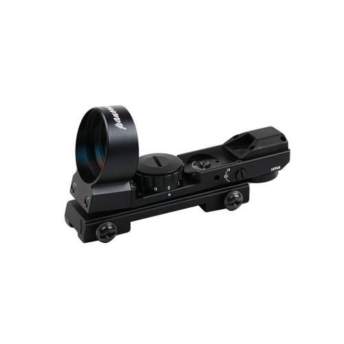 Red Dot Aperto BED-24 panoramico con attacco Shina 11