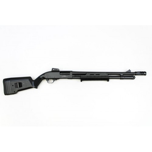 "S.D.M. M870 Adaptive Shotgun 12/76 20"" Black"