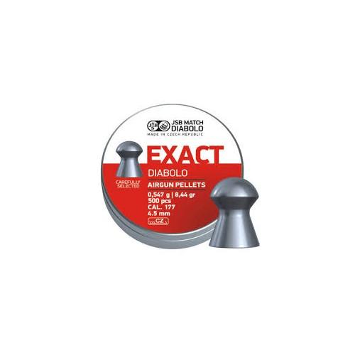 JSB EXACT 4,51 (CONF 500 PZ)
