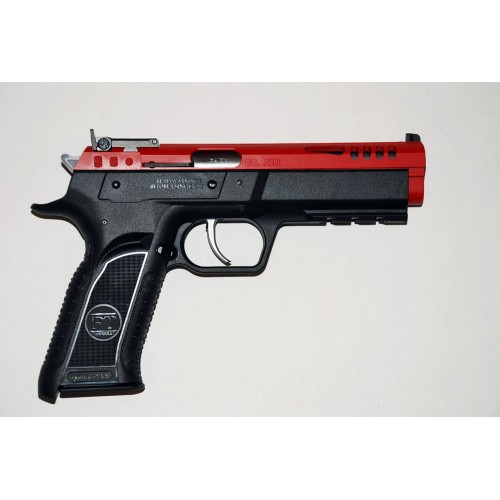 TANFOGLIO FORCE 22 L RED BRUNITA
