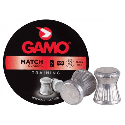 GAMO MATCH (CONF 500 PZ)