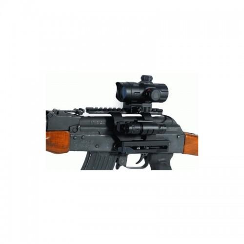 UTG AK47 ATTACCO LATERALE PICATINNY A SGANCIO RAPIDO