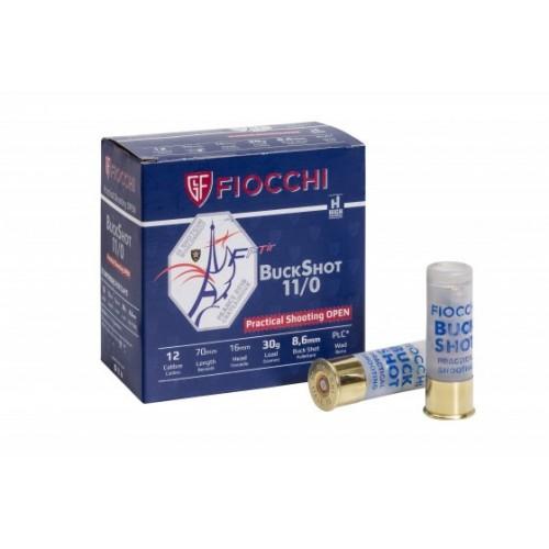 12 BUCKSHOT PRACTICAL SHOOTING  (CONF 25 PZ)