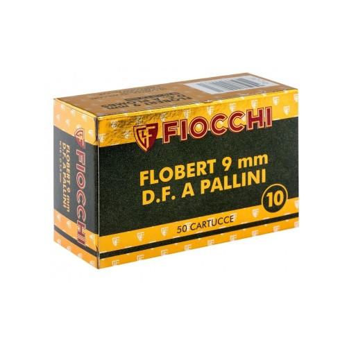 9MM FLOBERT FIOCCHI D.F. PB. 10 (CONF. 50 PZ)