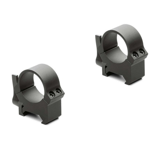 Anelli Leupold QRW diam. 1'' alti opachi -49858