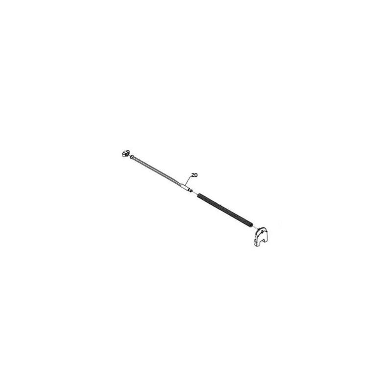 Anelli per ottica RG2W Picatinny 30mm medi