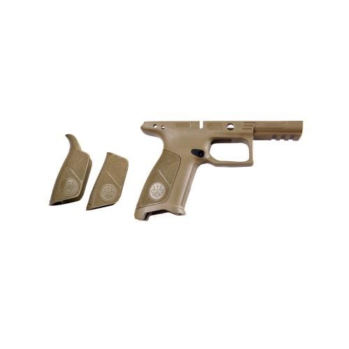 Beretta Impugnatura Diritta con 2 Dorsalini Aggiuntivi per APX
