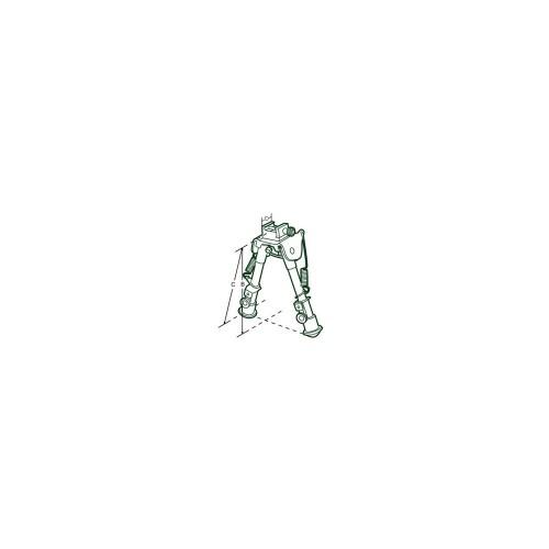 Kleen Bore scovolo bronzo per carabina cal. 243/25/6 A-178
